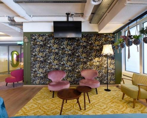 bedrijfsrestaurant, restaurantontwerp Utrecht