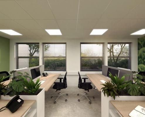 interieurontwerp kantoor kantoorinrichting