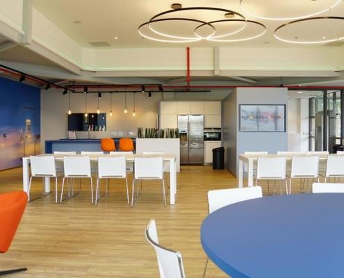 interieurontwerp kantoorpand werkplek eindhoven