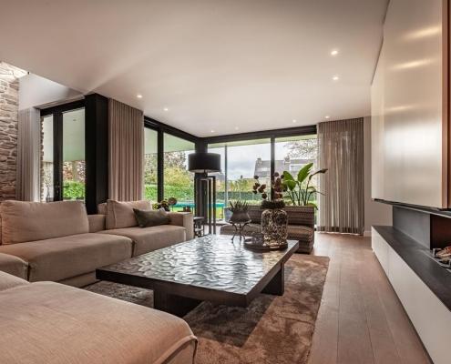 inrichting villa exclusief