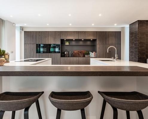 interieurontwerp villa lichtplan