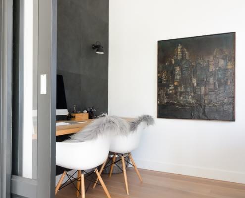Woonboerderij interieuradvies thuiswerkplek interieurontwerp