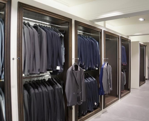 Interieurontwerp retail duotone eindhoven