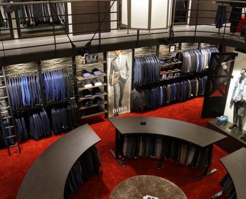 ontwerp kledingwinkel nijmegen