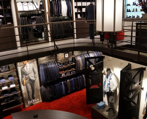 verbouwen kledingwinkel eindhoven
