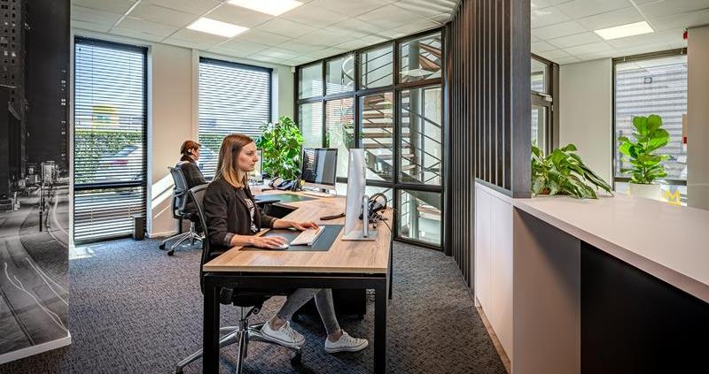 kantoor inrichten met anderhalve meter afstand