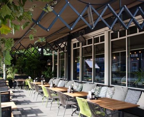 Restaurant inrichten interieurontwerp