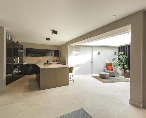 interieurarchitect villa eindoven keuken