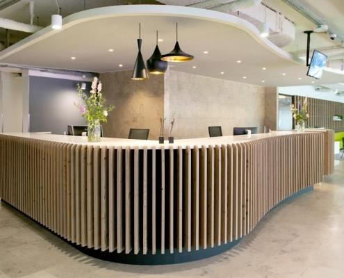 interieurontwerp kantoor, interieurontwerp Utrecht, inrichten kantoor